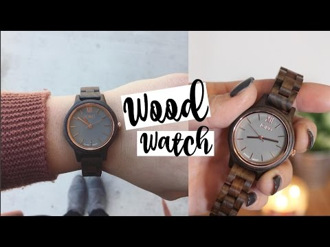 All About My JORD Wood Watch! | Review & Giveaway!