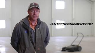 Jantzen Equipment: Karcher KM7020 Sweeper Review Industrial Floor Care