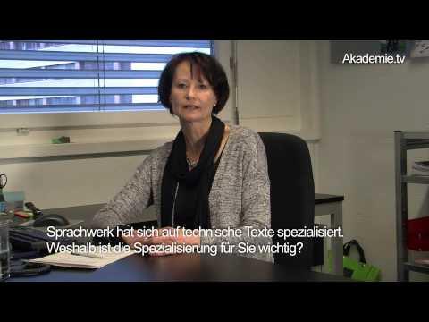 CAS Corporate Writer: Christa Rosatzin, Sprachwerk
