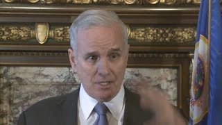 Gov. Dayton Released From Hospital After Fainting
