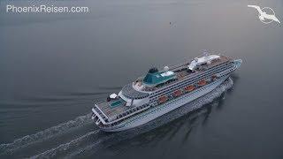 MS Amera: Eindrücke & Impressionen von der Werft bis zur Taufe