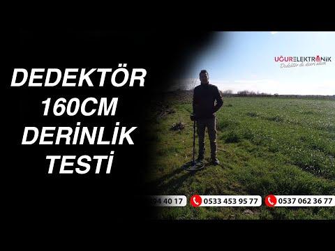 160cm Derinlik Testi