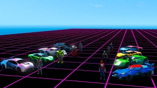 HOT WHEELS Cars and Superheroes SpiderMan GTAV MODS ! Машинки Хот Вилс испытание Супер Героев !