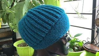 Knitting Very Easy and Stylish Cap for Everyone (बहुत ही आसान टोपी )