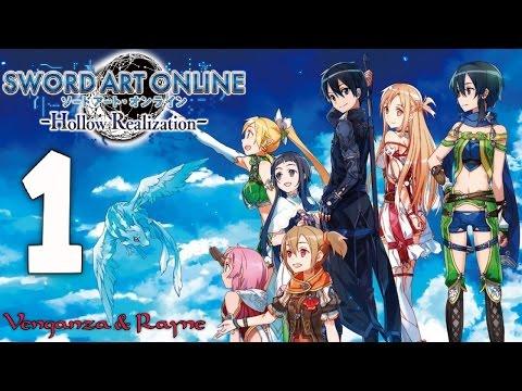 Gameplay de Sword Art Online: Hollow Realization Deluxe Edition