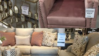 Shop With Me/ New Ashley Furniture Store