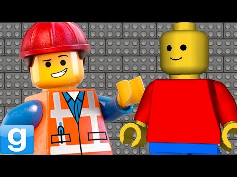 UK-Videos: FILMING THE LEGO MOVIE!! - Gmod Lego Ragdolls Mod