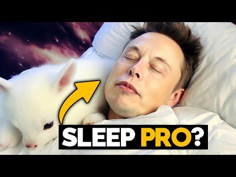 Elon Musk's INSANE Schedule - How to be the NEXT Elon Musk - #MentorMeElon