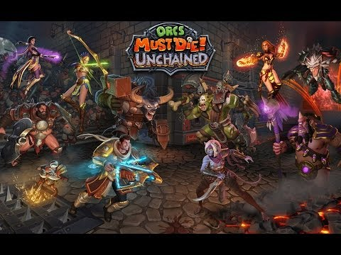 Orcs Must Die! Unchained thumbnail