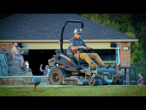 2018 Spartan Mowers RZ-Pro Briggs & Stratton Commercial (54 in.) in Leesville, Louisiana - Video 1