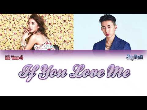 Download Ns Yoon G Ns윤지 If You Love Me M V Making Film Ft Video
