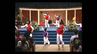 """The Great I Am"" by Donnie McClurkin performed by Tehillah Dance Ministry"