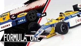 Evolution Of Formula One
