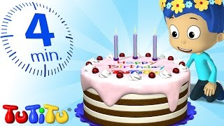 TuTiTu Specials | Happy Birthday Cake | Toys and Songs for Children