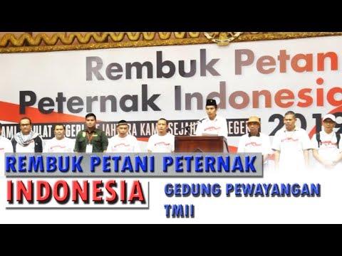 REMBUK PETANI PETERNAK INDONESIA 2019