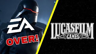EA Star Wars Exclusivity Is OVER | Lucasfilm Games Taps Ubisoft For Open World Game