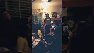 Dinah jane singing TOGAN NATIONAL ANTHEM