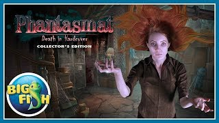 Phantasmat: Death in Hardcover Collector's Edition video