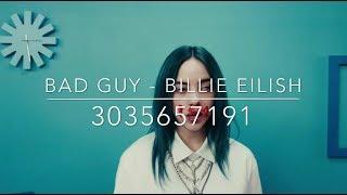 roblox music codes 2019 billie eilish