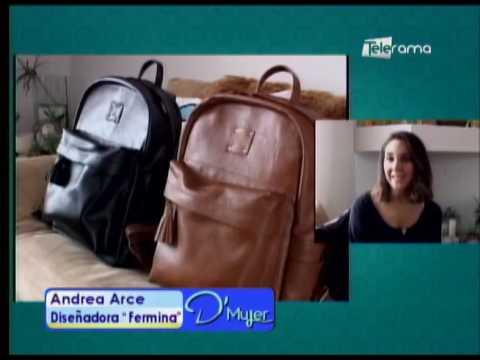 Tendencias en carteras, bolsos y mochilas para universitarios