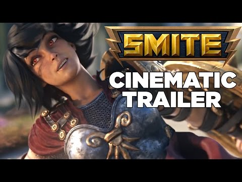Smite Official Game Trailer