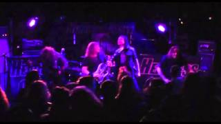 Headless Crown - Here Comes The Night (1st concert - Live At Le Brise Glace - February 11, 2015)