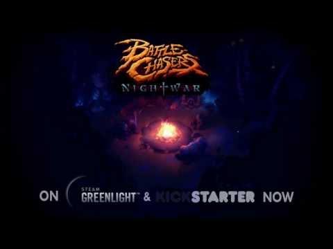 Battle Chasers: Nightwar - Gameplay Trailer thumbnail