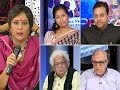 Rajiv Malhotra at NDTV with Barkha Dutt on NGO.