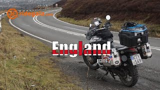 Ep 64 - England (part2) - Motorcycle Trip Around Europe