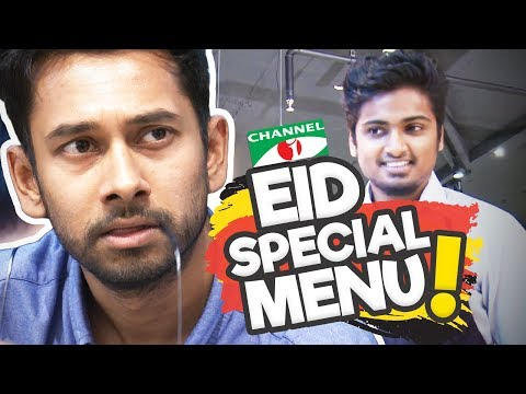 ChanneliTv Eid Special Menu