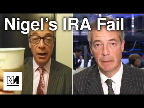 Nigel Farage HUMILIATED On Irish TV