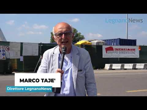 """""""Operazione Astronave"""" all'Autogrill Villoresi Ovest sulla Varese – Milano"""