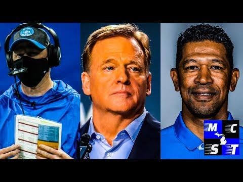 NFL Declines Detroit Lions Push to Postpone Tampa Bay Bucs GM