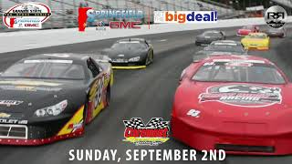 Video - Sunday, September 2nd the Rocky Ridge 150 and much more!