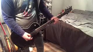 Skillet Legendary (Guitar Cover) New Song