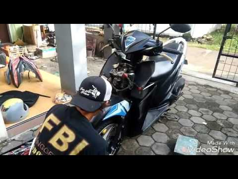 Video Modifikasi ringan ala Vario125