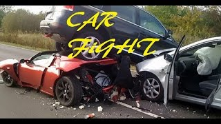Crazy Car Crash Compilation -65 #EnglishSub Автоаварии ДТП