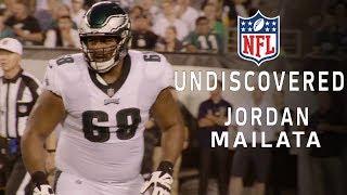 Jordan Mailata Makes the Eagles Roster & Tours Philadelphia   NFL Network