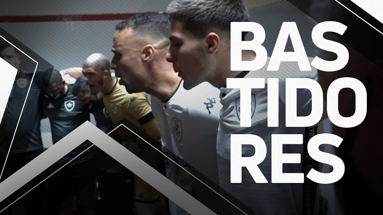 VÍDEO | Ricardinho, Gilvan e preparador físico lideram vestiário do Botafogo contra o Confiança