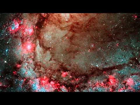The Majestic Beauty of the Cosmos (Hubble) HD Relaxing space