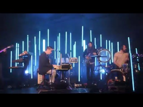 MuteMath soundcheck @ the Bottleneck Lawrence KS April 6 2016