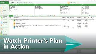 Printers Plan-video