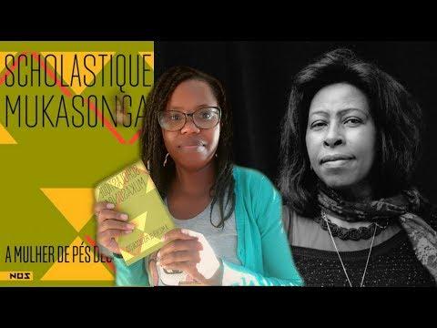Falando Sobre Livros #25 - A Mulher de Pés Descalços - Scholastique MukasongaMu