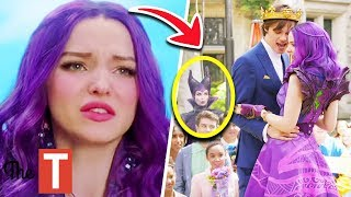 The Real Reason Maleficent Wasnt In Descendants 3