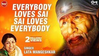 Everybody Loves Sai Sai Loves Everybody Lata Mangeshkar Jaya Prada Ft Saibaba Bhajan