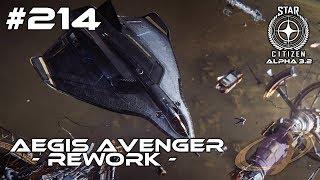 Star Citizen #214 Aegis Avenger (Rework) - Flightready [Deutsch] [1440p]