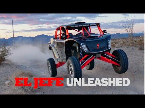 2022 SPEED  EL DIABLO  Limited Edition Two Seat Pre-Runner in Saint George, Utah - Video 1