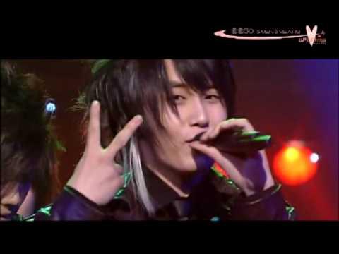 SS501 5-year Flashback - Live Mix - Coward (겁쟁이)