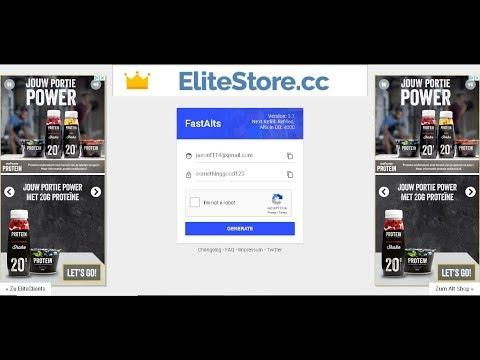 Minecraft Free Premium Accounts (2019) No MCLEAKS