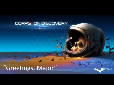 """Greetings, Major"" - Corpse of Discovery Launch Trailer thumbnail"